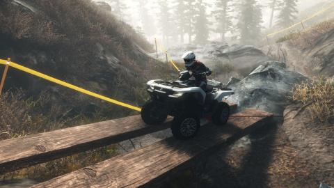 Overpass : Le jeu de buggy sur la bonne voie