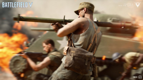 Battlefield V : Les serveurs sont momentanément indisponibles