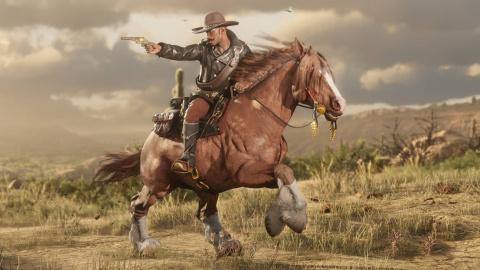 Red Dead Online : Les chasseurs de primes mis à l'honneur
