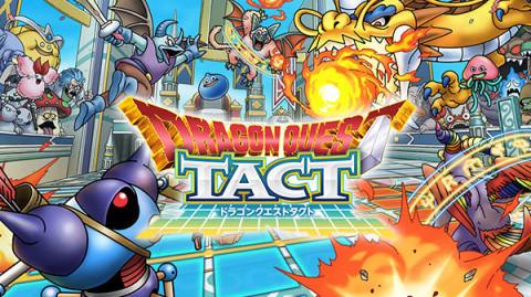 Dragon Quest Tact sur iOS