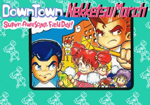 La compilation Double Dragon & Kunio-kun arrive en Occident
