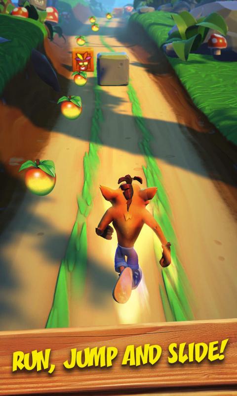 Crash Bandicoot : Un jeu mobile en fuite ?
