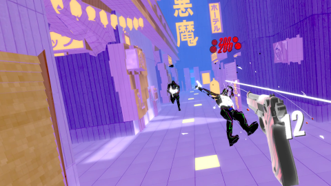 """Pistol Whip accueille une nouvelle scène gratuite baptisée """"Akuma"""""""