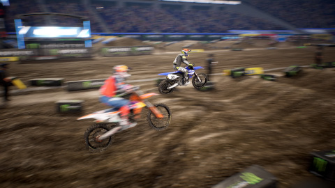 Monster Energy Supercross 3 : Enfin une réception propre ?
