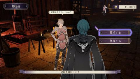Fire Emblem : Three Houses - les classes inédites du DLC Ombres embrasées se présentent