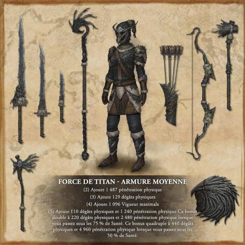 The Elder Scrolls Online : ZeniMax détaille le pack Harrowstorm avant sa sortie