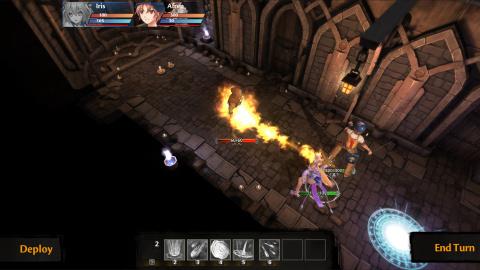 [MàJ] Tears of Avia : le tactical-RPG prend rendez-vous sur PC et Xbox One