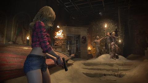Resident Evil Resistance accueille une multitude d'accessoires et de variantes