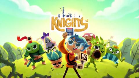 Floppy Knights sur PC