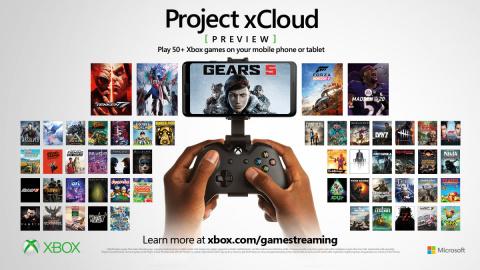 Projet xCloud : le service de cloud gaming fait ses premiers pas sur iOS