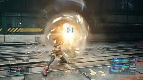 Final Fantasy VII Remake dévoile les capacités de Tifa et de nouvelles images