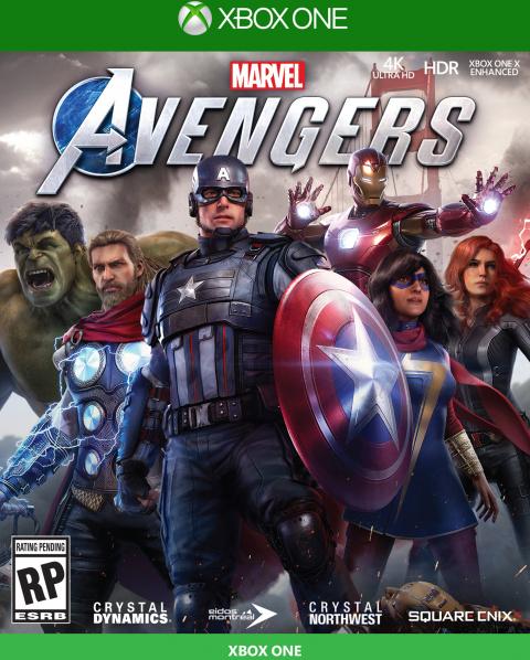 Marvel's Avengers - Nouveau trailer, Édition Collector, jaquettes et bonus de précommande