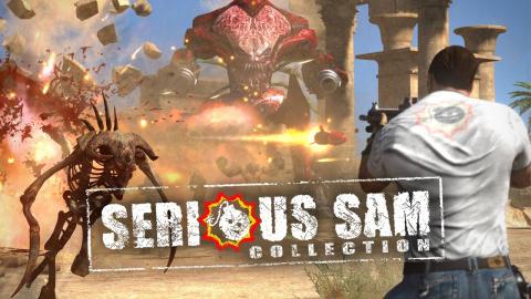 Serious Sam III : BFE sur Stadia