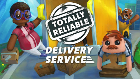 Totally Reliable Delivery Service sur PS4
