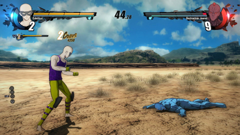 One Punch Man A Hero Nobody Knows : Un mode Histoire qui doit faire ses preuves