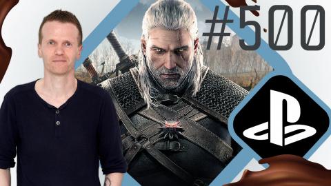 Pause Cafay #500 : Netflix fait grimper les ventes de The Witcher 3 !