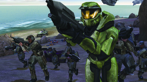 Halo Combat Evolved Anniversaire : les tests de la version PC ont commencé