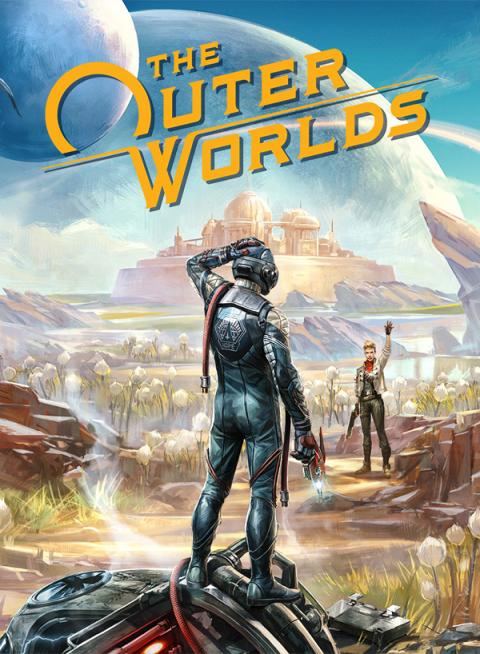 The Outer Worlds à prix réduit sur E.Leclerc
