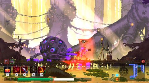 Dead Cells - The Bad Seed : un DLC vénéneux et indispensable