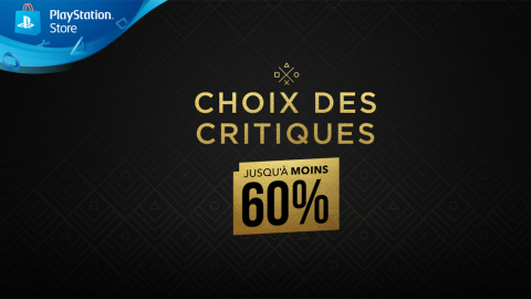 PS Store :  dernière ligne droite pour la promo Choix des critiques !