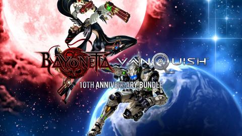 PS Store : fêtez les 10 ans de Bayonetta et Vanquish sur PS4