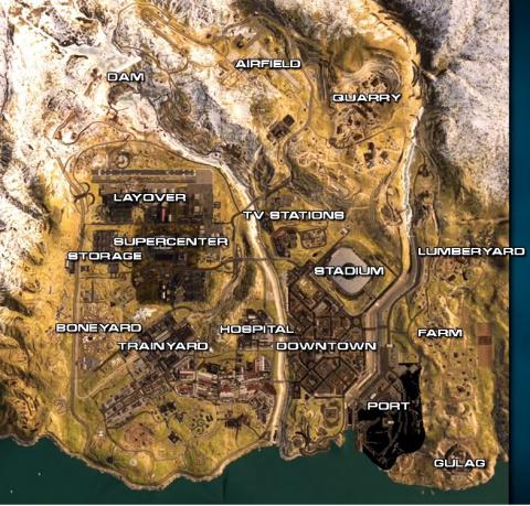[Rumeur] Call of Duty : Modern Warfare - le mode battle royale Warzone arriverait début mars