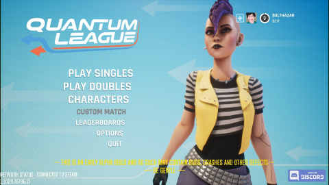 Quantum League : une bêta ouverte pour ce FPS multi qui joue avec le temps