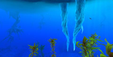 Subnautica : Below Zero accueille une nouvelle épave à explorer