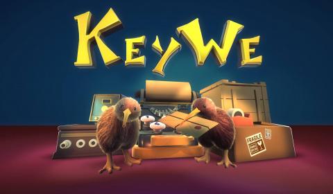 KeyWe sur Mac