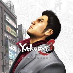 Yakuza 3 Remastered sur PS4