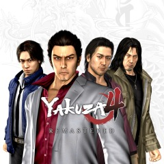 Yakuza 4 Remastered sur PS4