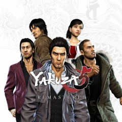 Yakuza 5 Remastered sur PS4