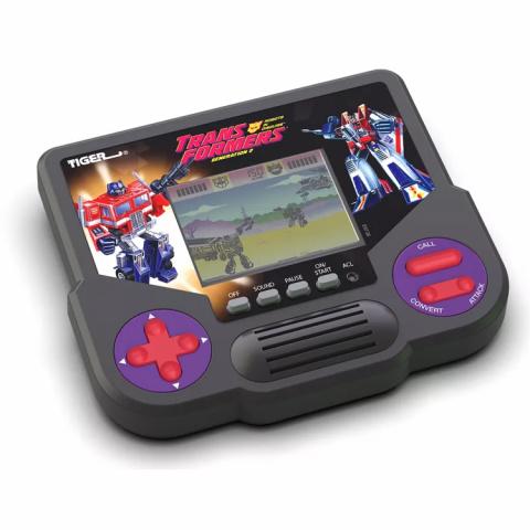 Les jeux électroniques Tiger bientôt de retour à la vente — Nostalgie