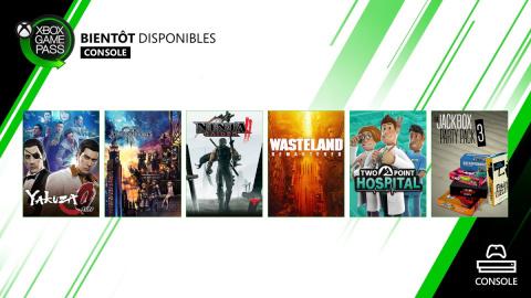 Xbox Game Pass : Kingdom Hearts 3 et Yakuza 0 rejoignent le catalogue