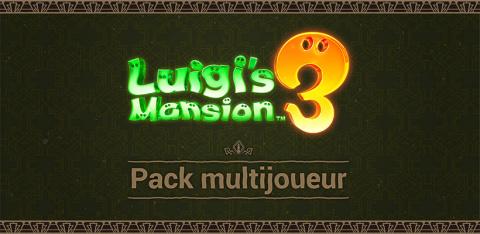 Luigi's Mansion 3 : Pack multijoueur sur Switch