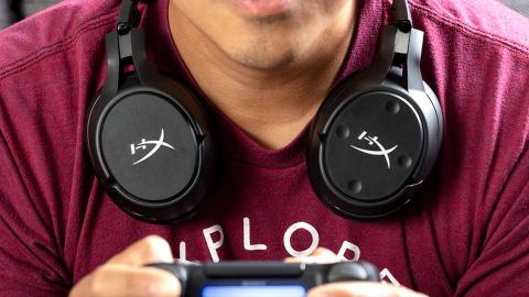 HyperX présente un nouveau casque sans-fil PlayStation 4 et PC