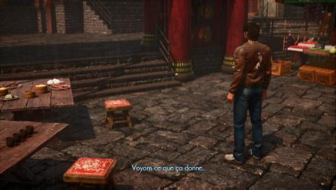 La mission de Mr. Zhang