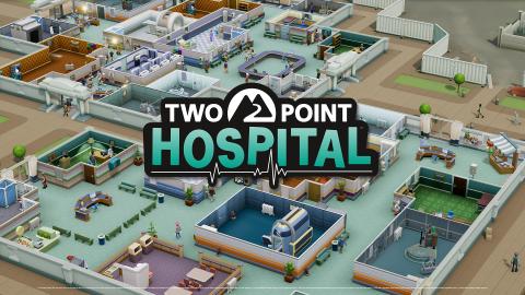 PS Store : créez votre empire hospitalier dans Two Point Hospital