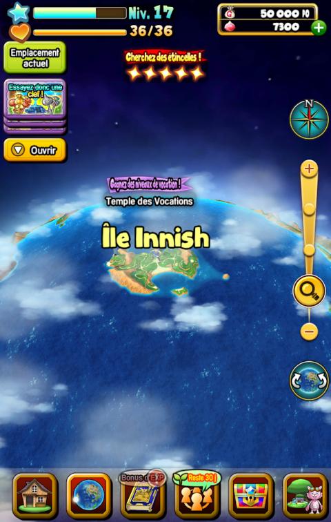 Dragon Quest of the Stars : le jeu mobile se lancera demain en Occident