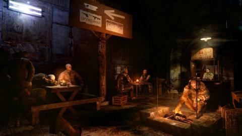 Metro Redux : Des images du jeu sur Switch