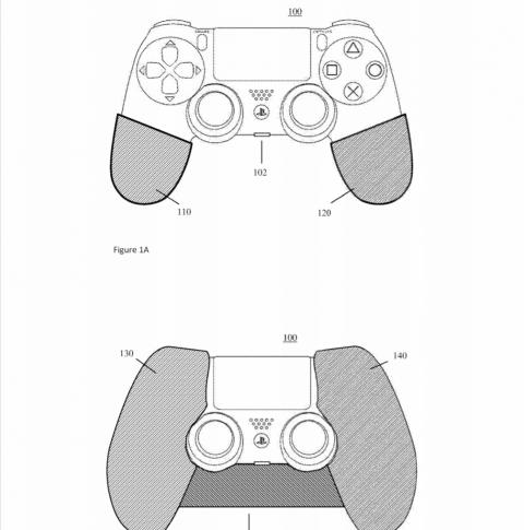 Dualshock 5 : Un nouveau brevet ferait état de la présence de capteurs sensoriels
