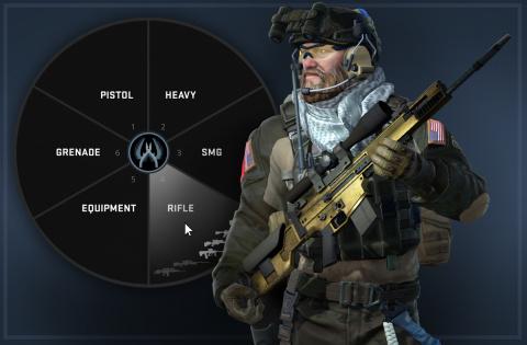 CS GO : le dernier patch permet de personnaliser facilement son viseur