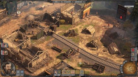 Desperados III : La promesse d'un excellent jeu d'infiltration tactique ?
