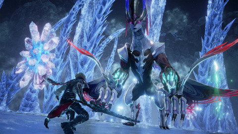 Code Vein : le second DLC, Frozen Empress, est disponible