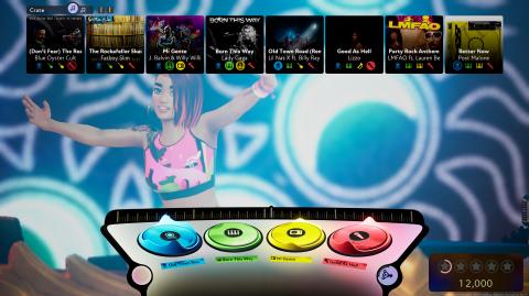 Fuser : Harmonix revient avec un jeu de mix musical très plaisant