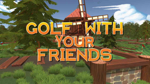 Golf With Your Friends sur PS4