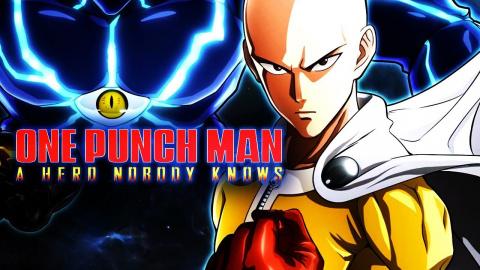 PS Store : One Punch Man A Hero Nobody Knows entre en scène