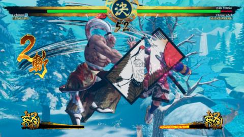 Samurai Shodown : Un troisième season pass annoncé par SNK