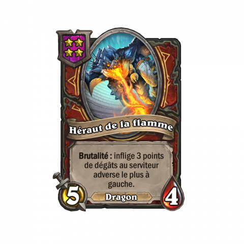 Hearthstone : les dragons débarquent dans le mode Champs de bataille