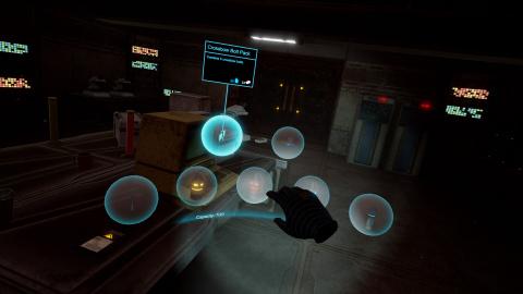 Cosmophobia, une nouvelle expérience en VR entre horreur et roguelike